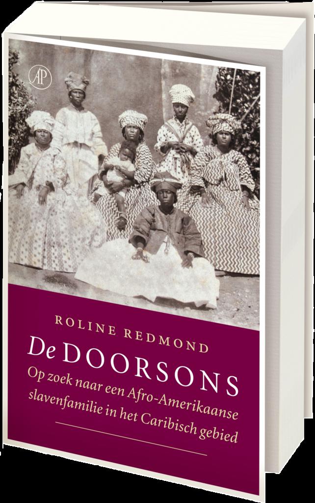Omslag boek; De doorsons